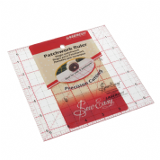 "Sew Easy Patchwork Ruler 6.5"" x 6.5"""